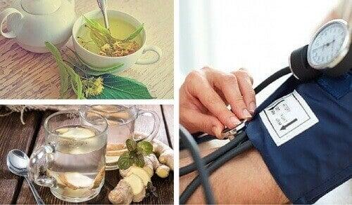 6 hoitoa alhaisen verenpaineen lievittämiseksi