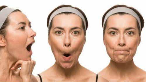 7 harjoitusta kasvojen kiinteyttämiseksi