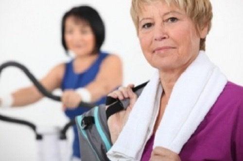 liikunta ja vaihdevuodet
