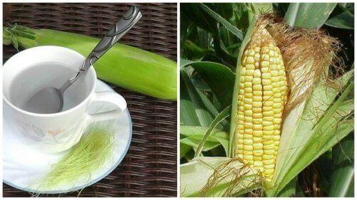 Maissin vihneen yhdeksän hyötyä terveydelle