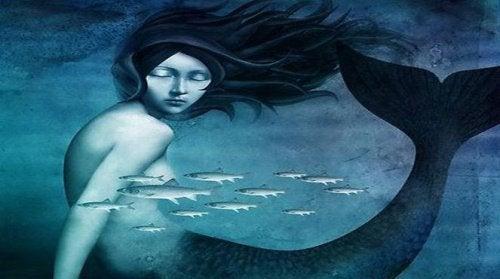 merenneidon tunne-elämän epävakaus