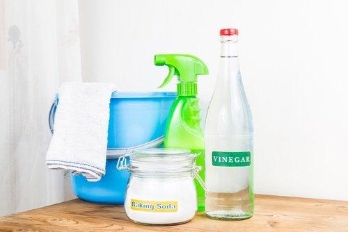 luonnonmukaiset puhdistustuotteet