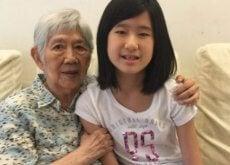 Emma Yang ja isoäiti