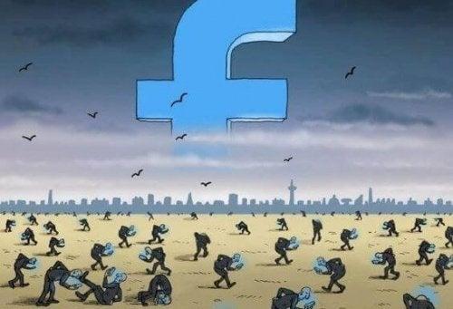 Facebookissa on luotu Mr. Nice kyberkiusaamista vastaan.