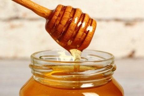 unta parantavaa hunajaa