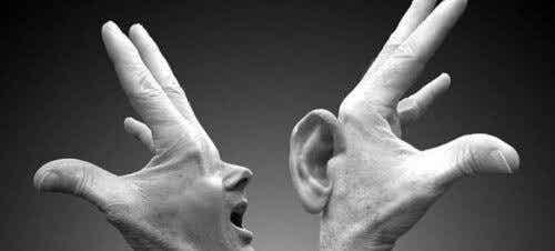 On tärkeää tietää, kuinka olla hyvä kuuntelija