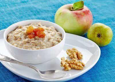 5 loistavaa aamiaisruokaa painonpudotuksen edistämiseksi ja nälän pitämiseksi loitolla