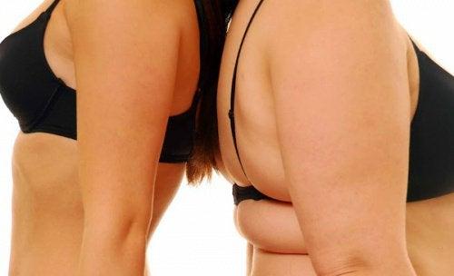 7 yleisintä laihdutusmokaa