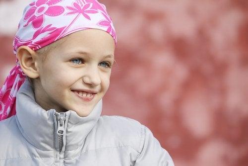 Kukkakaali auttaa ehkäisemään lasten syöpäsairauksia.
