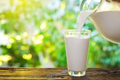 maito vähentää stressiä