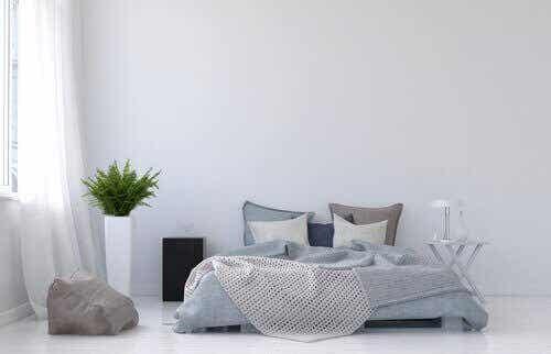 Miellyttävä makuuhuone näillä 5 muutoksella