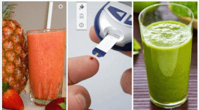 5 smoothieta säätelemään verensokeriasi