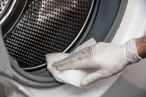 Poista home pesukoneesta luonnollisesti