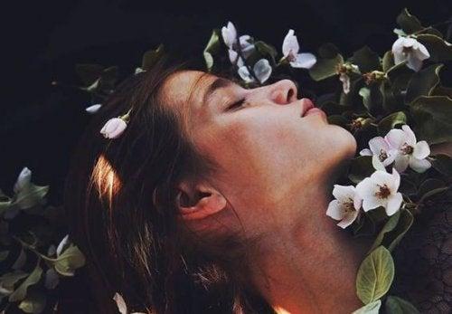 Kukista nauttiminen
