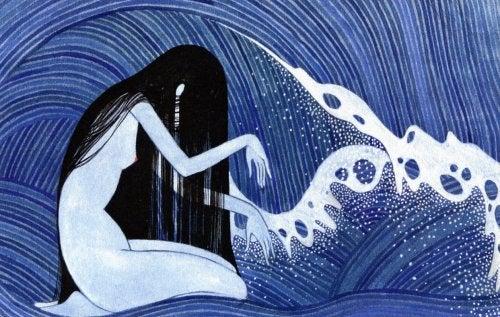 nainen-ja-meri