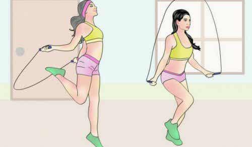 6 mahtavaa hyppynarulla hyppimisen hyötyä