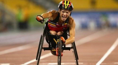 paralympialaiset käynnissä