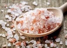 Vaaleanpunainen Himalajan suola