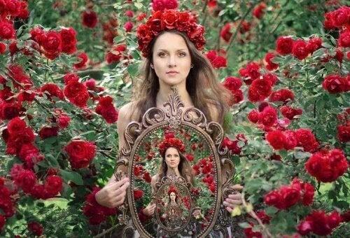 Oma itsesi ruusut