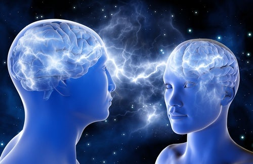 Kahden ihmisen aivotoiminta