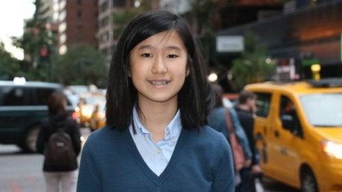 emma yang loi puhelinsovelluksen 12-vuotiaana