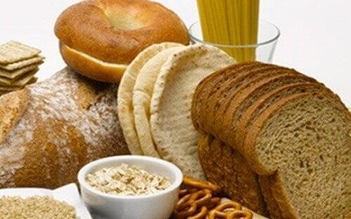 Leipä ja gluteeni voi tuhota ihosi