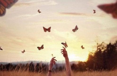 Päästämällä irti hyväksyt sen, mitä et voi muuttaa
