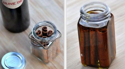 Kaneliöljyn terapeuttinen vaikutus - valmista hoitavaa öljyä tällä reseptillä