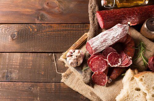 Kuivattu liha