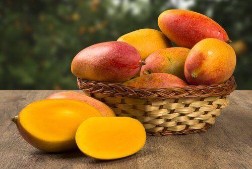 Mangot mangon terveyshyödyt