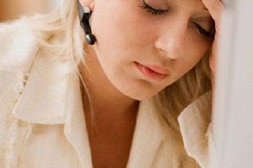 Eroon henkisestä ja fyysisestä väsymyksestä