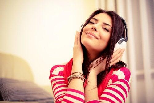 Musiikin kuuntelu