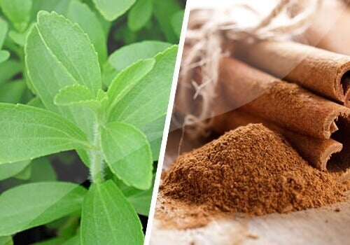 Verensokeri, stevia ja kaneli