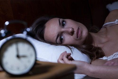 Unettomuuden viisi seurausta elimistölle