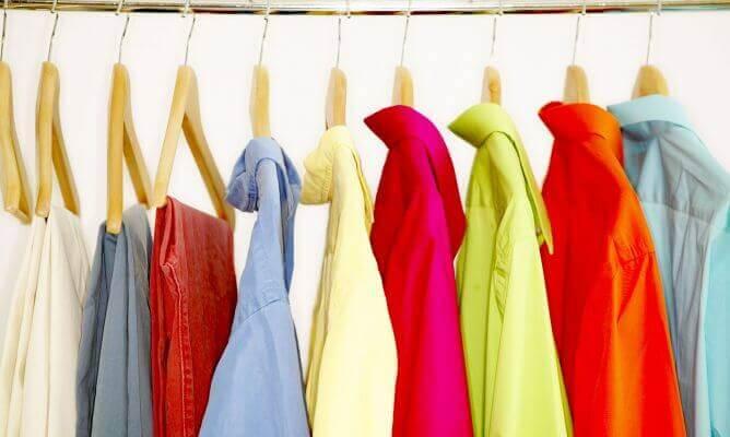 vanhoille vaatteille useita hyötykäyttöjä