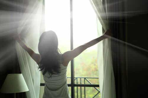 Ota harppaus elääksesi pelotonta elämää