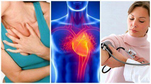 7 korkean verenpaineen aiheuttamaa komplikaatiota