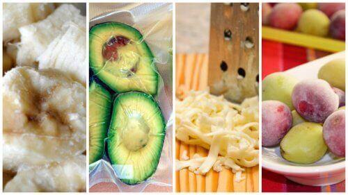Nämäkin 9 ruokaa sopivat mainiosti pakastettavaksi