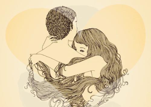Rakastatko kumppaniasi enemmän kuin hän sinua?