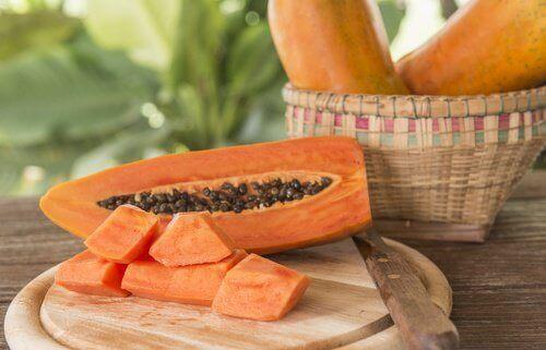 ihana tuore papaija