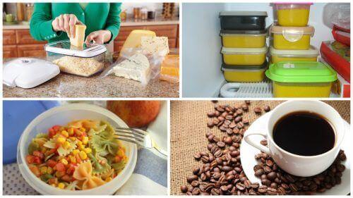 7 ruoka-ainetta, joita ei koskaan tulisi säilyttää muovin sisällä