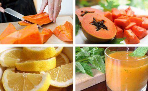 6 smoothieta papaijasta – kokeile heti!