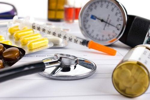 diabetes ja korkea verenpaine