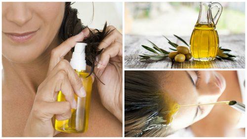 6 tapaa kaunistaa hiuksia oliiviöljyllä