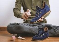 kengät ja niiden hajut
