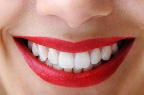 suu ja hampaat