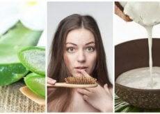 estä hiustenlähtöä