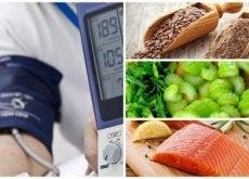 korkea verenpaine ja ruoka
