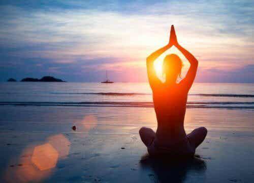 Jooga auttaa masennuksen parantamisessa