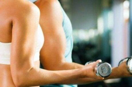 kohenna lihaskuntoa
